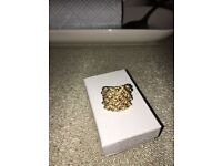 9ct gold keepers ring