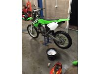 Kx 250 stunning example light hours from new