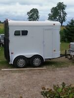Need someone to haul your horse? or rent a trailer?