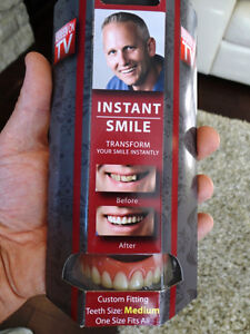 Instant Smiles Transform Your Teeth Instantly Fits On Your Teeth Kitchener / Waterloo Kitchener Area image 6