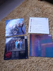 VINYL LP'S RECORDS