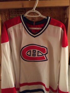 Montreal Canadians Habs Hockey Jersey