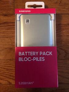 Samsung Battery Pack 5,200mAh*