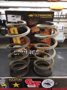 coil spring arriere old man emu 4runner 03-18 fjcruiser 07-14