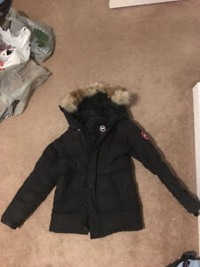 Canada Goose Fusion Mens Parka Medium