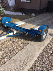 Tow dolly new stehl deluxe model