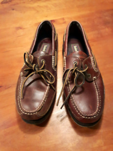 3364df8e0282ee Timberland men s 2-eye boat shoes