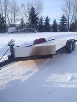 Car trailer for rent