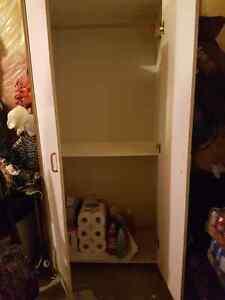 Large wood dresser Cambridge Kitchener Area image 2