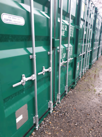 Container Storage (20ft Container from £34.61 per week)