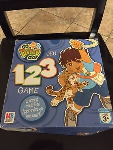 DIEGO 1 2 3 Learning Game SO MUCH FUN!!(delete when sold) London Ontario image 2