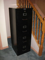 Legal 4 drawers filing cabinet for sale