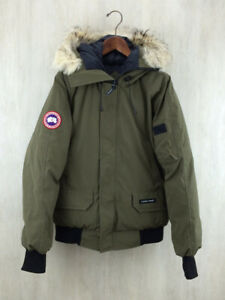 Canada Goose Chiliwack Bomber • Military   Green  • Mens M