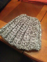 HOMEMADE KNITTED HATS