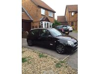 Clio 182 black gold ff stainless exhaust lowered ideal track day car DEPOSIT TAKEN