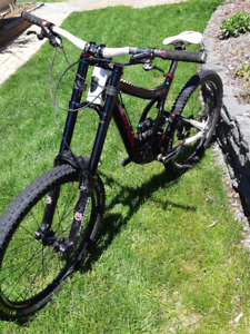 Norco Team DH - Downhill Mountain Bike - Size MED
