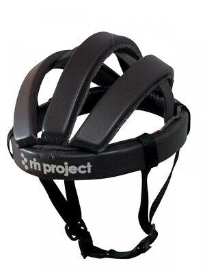 [ Rin Proyecto] Piel Bicicleta Cascos / Casco Negro L Talla 61cm...