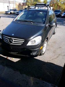 2006 MercedesBenz B200  good condition