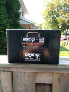 Orange Micro Dark Guitar Amp Head