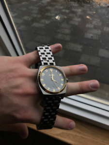 Nixon (Own It) The Monopoly 100M Stainless Steel Japan Movement