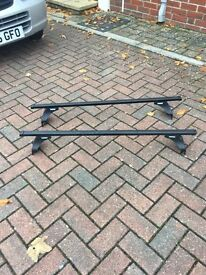 Thule Square Bar roof rack for BMW E46/E39 3 series/5 series