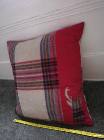Cushion cover - homemade!