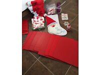 Bundle of Christmas items