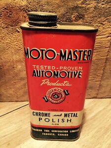 Vintage Canadian tire oil cans London Ontario image 8
