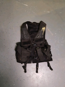 Paintball vest work with milsig mags
