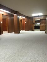 Large 2 Bedroom Basement Suite Clarence Ave South GREAT LOCATION