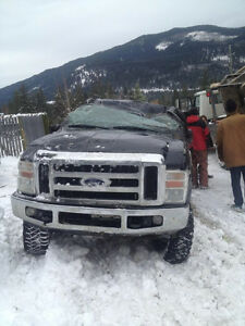 2008 Ford F350 6.4Lt Diesel for parts