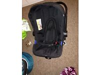 Mothercare car seat hardly used