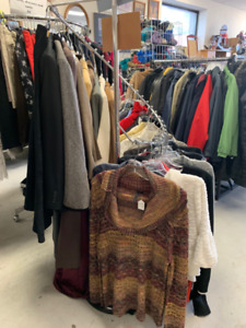 Thrift store with amazing low prices !