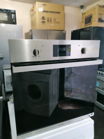 ➡️➡️SALE⬅️⬅️ STAINLESS STEEL BAUMATIC BUILT IN ELECTRIC SINGLE OVEN