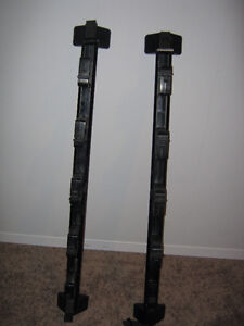 SKI RACK - HOLDS 4 SETS OF SKIS
