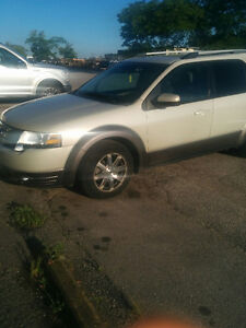 NEEDS TRANSMISSION - 2008 Ford Taurus X SEL Wagon