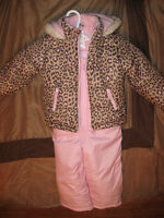 "Brand New Girls ""Carter's"" Snowsuit"