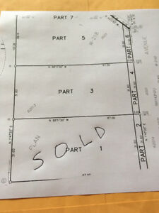 2 Residential Building Lots