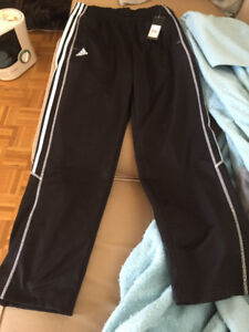 Adidas Track Sweat pants - medium black