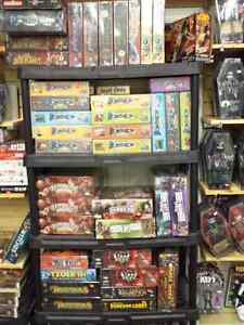 HUGE STOCK BOARD GAMES! Zombicide, Catan, X-Wing & MORE!