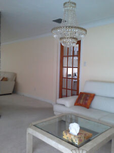 Garden View Beautiful Furnished Room; Female; Inclusive; Sep 01