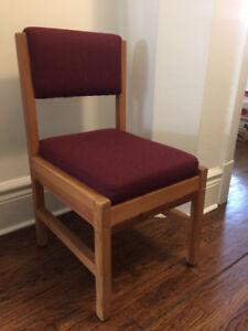 Crate Design desk chair