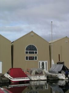 """Boat House Burrard Inlet - """"New Price"""""""