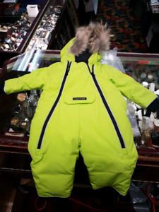 Brand new Canada Goose Baby Snow  Suit