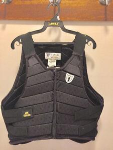 Size XXL Tipperary COMPETITOR XP Jockey Safety Vest Model 1036