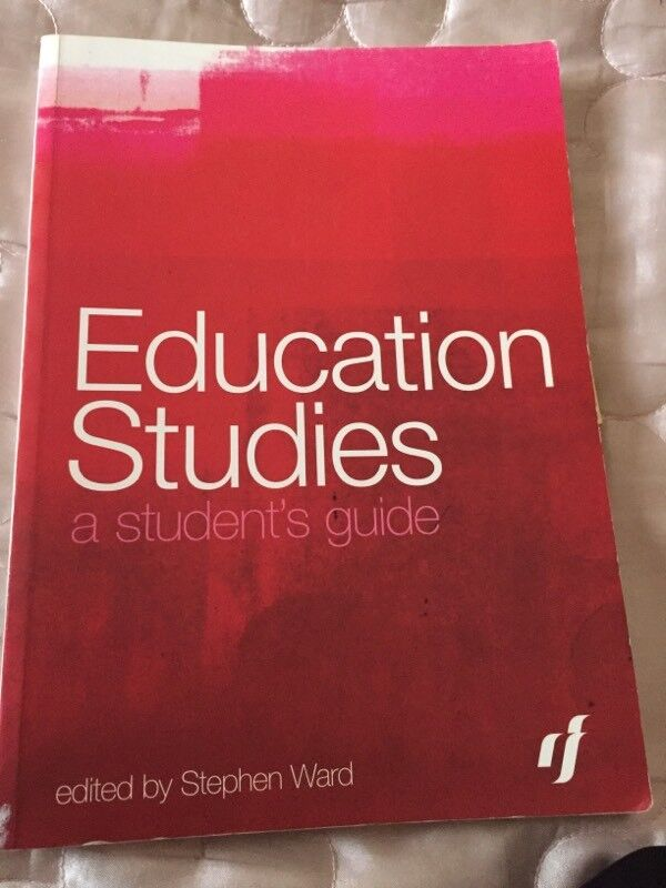 Education Studies a students guide by Ward