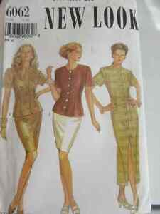 Sewing Pattern, New Look 6062