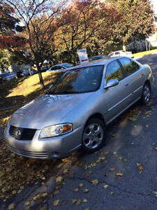 2006 Nissan Sentra Special edition 1,8 Other