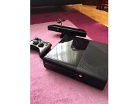 Xbox 360 latest version, Kinect, extra controllers and loads of recent games for sale