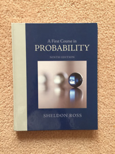 A First Course in Probability: Math Textbook